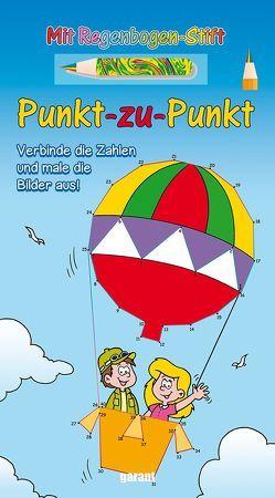 Punkt-zu-Punkt mit Stift – Ballon