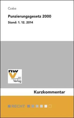 Punzierungsgesetz 2000 von Czaba,  Robert