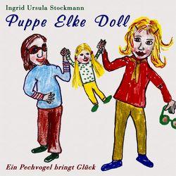 Puppe Elke Doll von Stockmann,  Ingrid Ursula