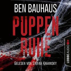 Puppenruhe von Bauhaus,  Ben, Kaminsky,  Stefan