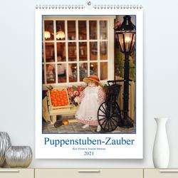 Puppenstuben-Zauber (Premium, hochwertiger DIN A2 Wandkalender 2021, Kunstdruck in Hochglanz) von Weber Fotokunst13,  Kris
