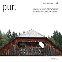 pur. magazin für bild + wort [#1] von Barfuss,  Judith