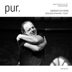 pur. magazin für bild + wort [#2] Sondersausgabe von Barfuss,  Judith