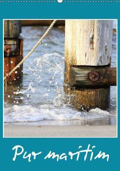 Pur maritim (Wandkalender 2019 DIN A2 hoch) von Fuchs,  Susanne