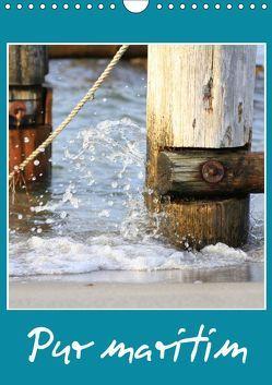 Pur maritim (Wandkalender 2019 DIN A4 hoch) von Fuchs,  Susanne