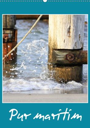 Pur maritim (Wandkalender 2020 DIN A2 hoch) von Fuchs,  Susanne
