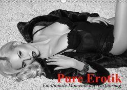 Pure Erotik. Emotionale Momente der Verführung (Wandkalender 2019 DIN A3 quer) von Stanzer,  Elisabeth