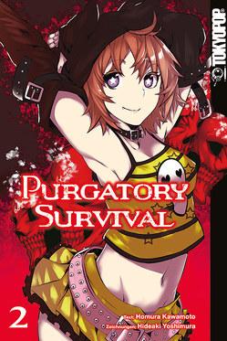 Purgatory Survival 02 von Kawamoto,  Momura, Yoshimura,  Hideaki