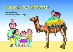 Purzel, das Äffchen von Elsaß,  Michael, Krieger,  Ellen