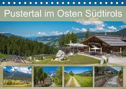 Pustertal im Osten Südtirols (Tischkalender 2019 DIN A5 quer) von Rasche,  Marlen