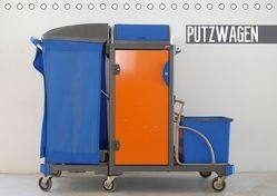Putzwagen (Tischkalender 2018 DIN A5 quer) von Stein,  Christopher