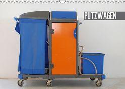 Putzwagen (Wandkalender 2018 DIN A3 quer) von Stein,  Christopher