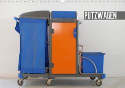 Putzwagen (Wandkalender 2020 DIN A3 quer) von Stein,  Christopher