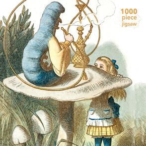 Puzzle – John Tenniel: Alice im Wunderland