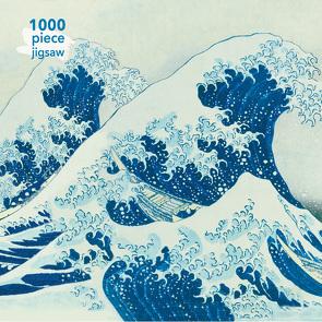 Puzzle – Katsushika Hokusai: Die große Welle