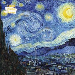 Puzzle – Vincent van Gogh: Sternennacht