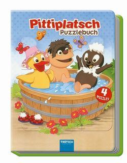 Puzzlebuch Pittiplatsch