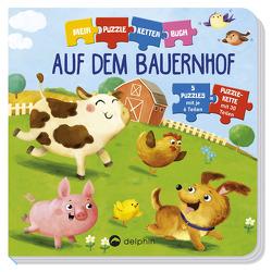 Puzzlekettenbuch Auf dem Bauernhof von Suska,  Monika, von Kessel,  Carola