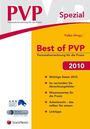 PVP Spezial – Best of PVP 2010 von Patka,  Ernst