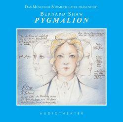 Pygmalion von Dissmann,  Ulrike, Shaw,  Bernard