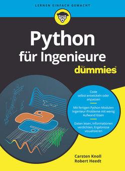 Python für Ingenieure für Dummies von Heedt,  Robert, Knoll,  Carsten