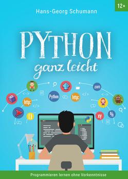 Python ganz leicht von Schumann,  Hans-Georg