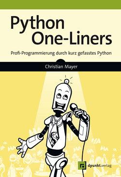 Python One-Liners von Lichtenberg,  Kathrin, Mayer,  Christian