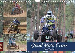 Quad Moto Cross (Wandkalender 2018 DIN A4 quer) von MX-Pfau,  k.A.