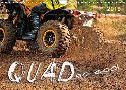 Quad – so cool (Wandkalender 2019 DIN A4 quer) von Roder,  Peter
