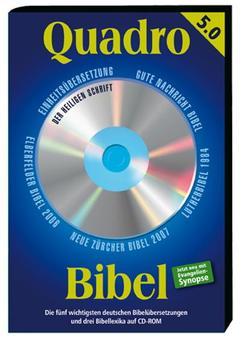 Quadro-Bibel 5.0 von Matthias,  Frey