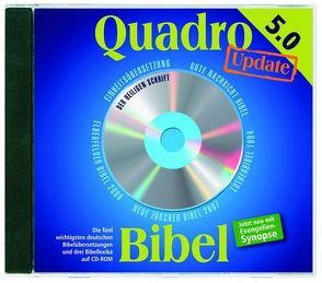 Quadro-Bibel 5.0 – Update von Matthias,  Frey