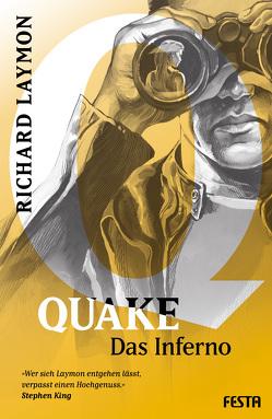 Quake/Das Inferno von Laymon,  Richard