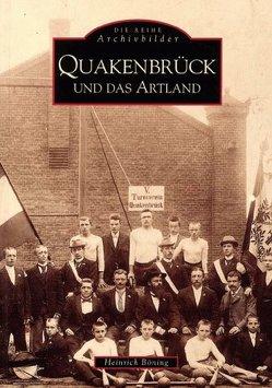 Quakenbrück und das Artland von Böning,  Heinrich