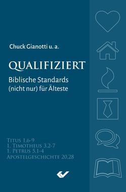 Qualifiziert von Gianotti,  Chuck
