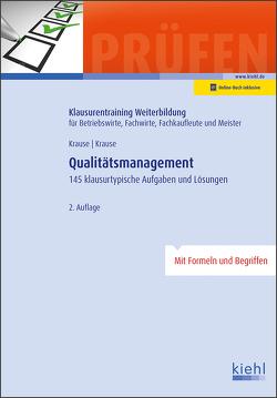 Qualitätsmanagement von Krause,  Bärbel, Krause,  Günter