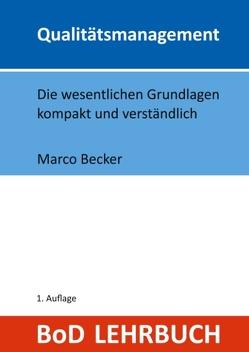 Qualitätsmanagement von Becker,  Marco