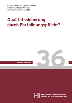 Qualitätssicherung durch Fortbildungspflicht?
