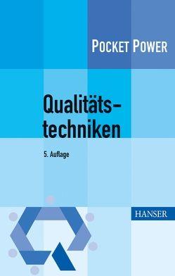 Qualitätstechniken von Colsman,  Hubertus, Theden,  Philipp