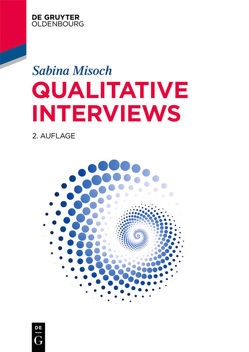 Qualitative Interviews von Misoch,  Sabina