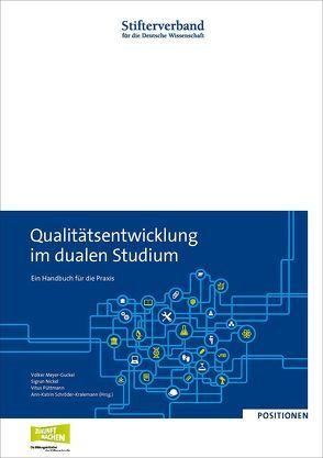Qualitätsentwicklung im dualen Studium