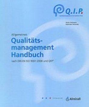 Qualitätsmanagement Handbuch DIN EN ISO 9001:2000 für die allgemeinmedizinische Praxis von Poimann,  Horst, Schuster,  Gabriele