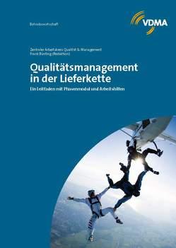 Qualitätsmanagement in der Lieferkette von VDMA