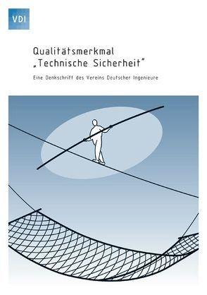 """Qualitätsmerkmal """"Technische Sicherheit"""""""