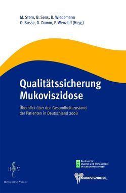 Qualitätssicherung Mukoviszidose von Sens,  B., Stern,  M., Wiedemann,  B.
