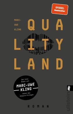 QualityLand von Kling,  Marc-Uwe