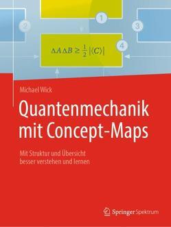 Quantenmechanik mit Concept-Maps von Wick,  Michael