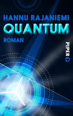 Quantum von Holicki,  Irene, Rajaniemi,  Hannu