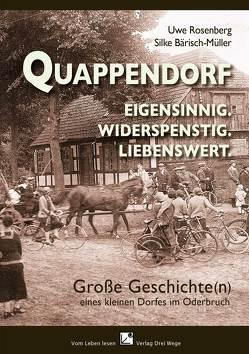 Quappendorf – eigensinnig, widerspenstig, liebenswert. von Bärisch-Müller,  Silke, Rosenberg,  Uwe