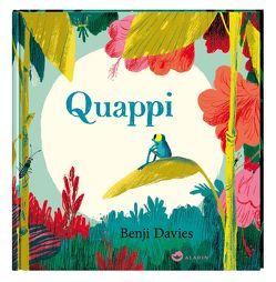 Quappi von Davies,  Benji, Naumann,  Ebi