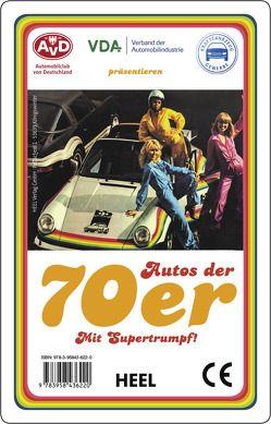 Quartett: Autos der 70er von Automobilclub von Deutschland e.V.